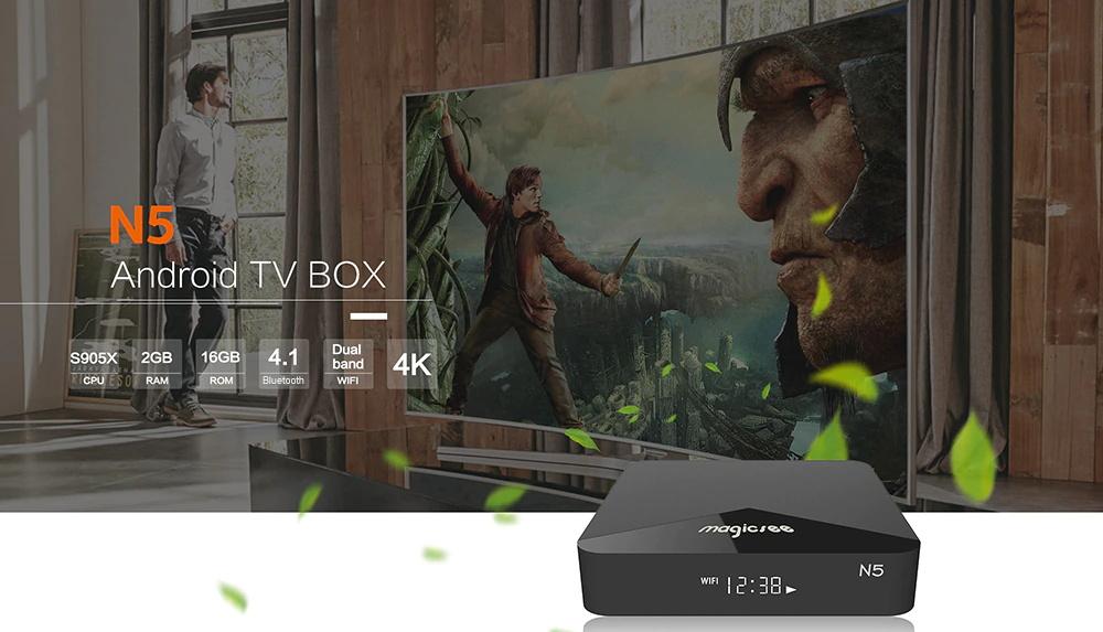magicsee n5 tv box