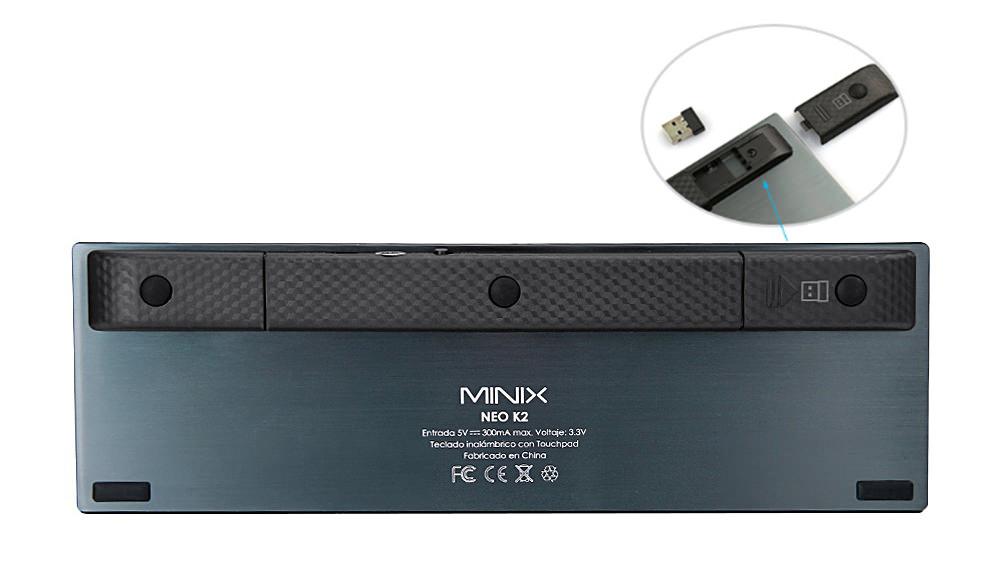 minix neo k2 wireless keyboard