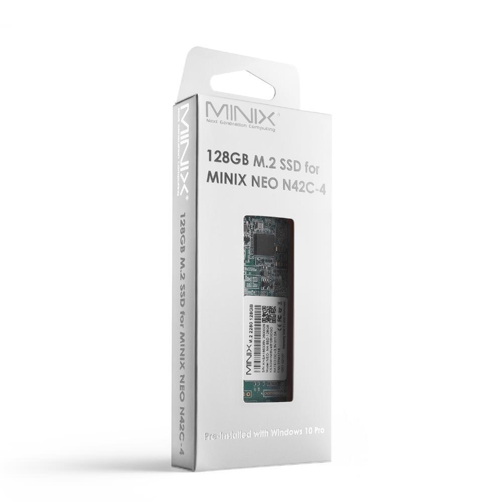 minix neo n4 128gb m.2 ssd price