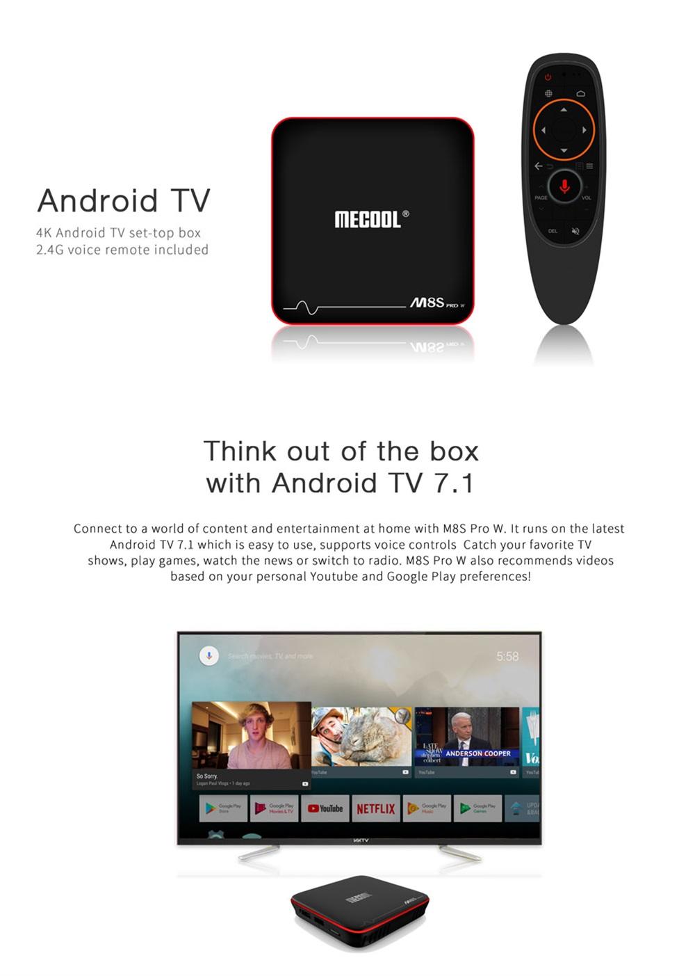 buy mecool m8s pro w tv box