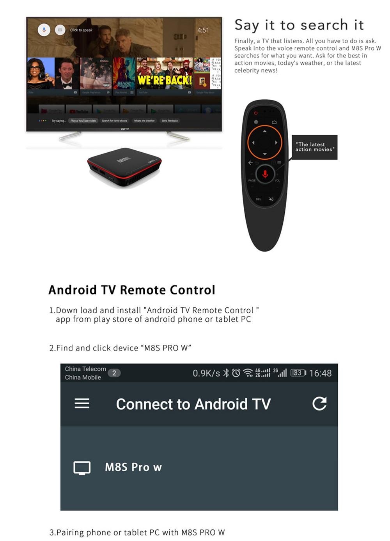 mecool m8s pro w tv box price