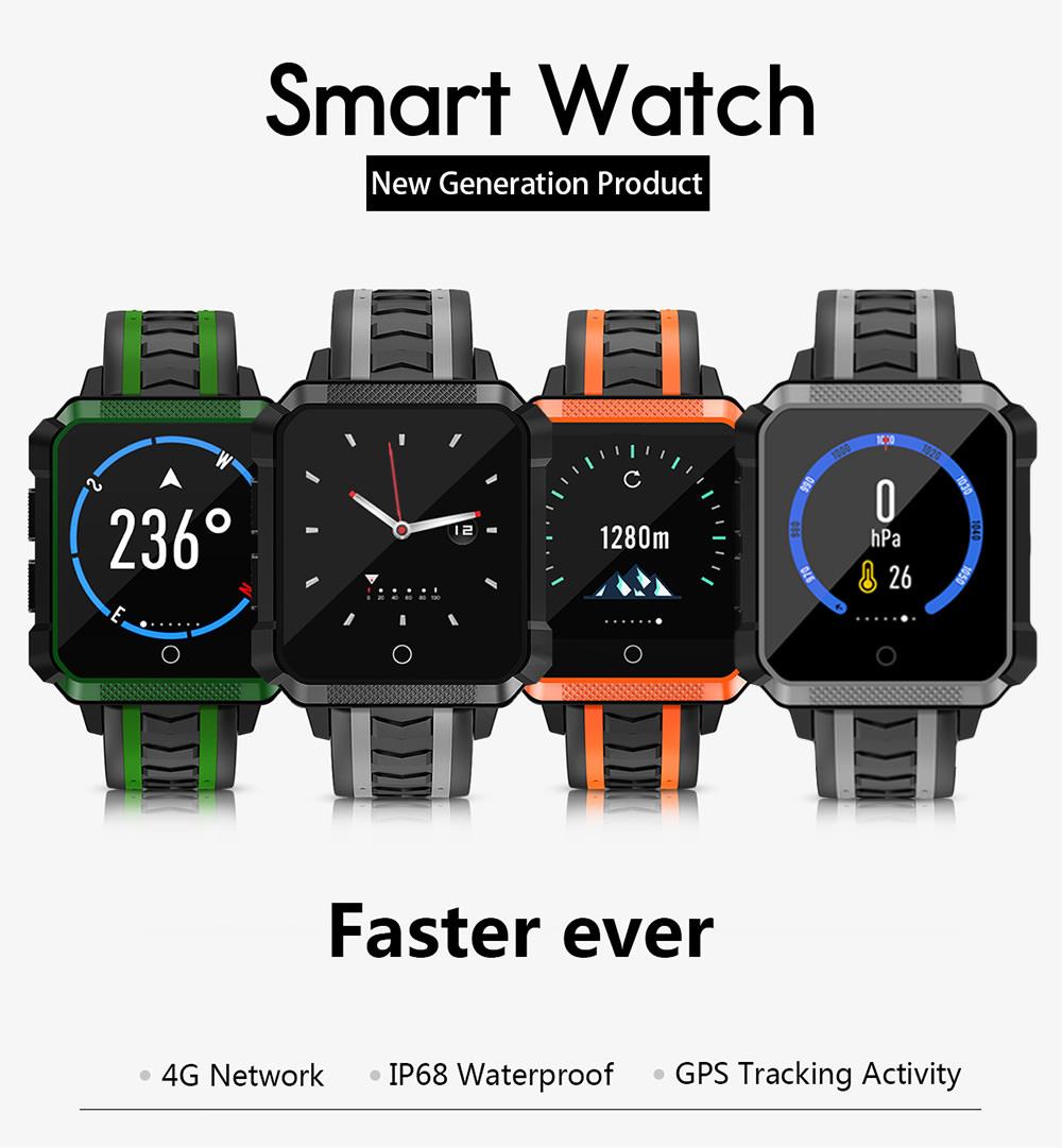 microwear h7 smartwatch