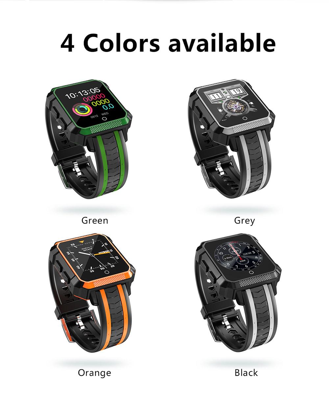 microwear h7 waterproof watch