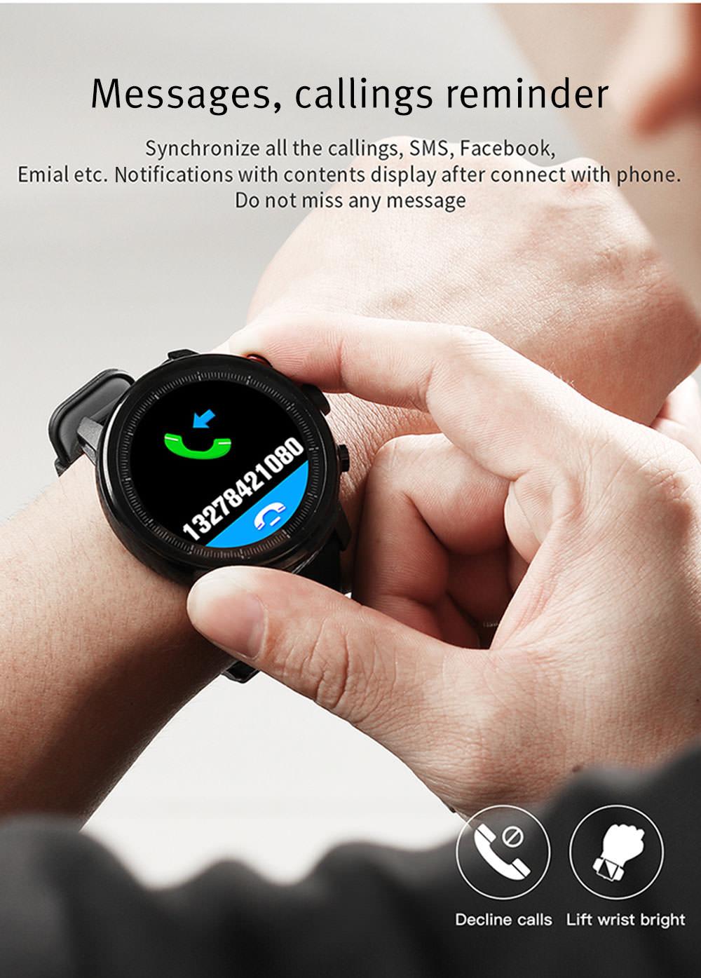 microwear l5 smart watch price
