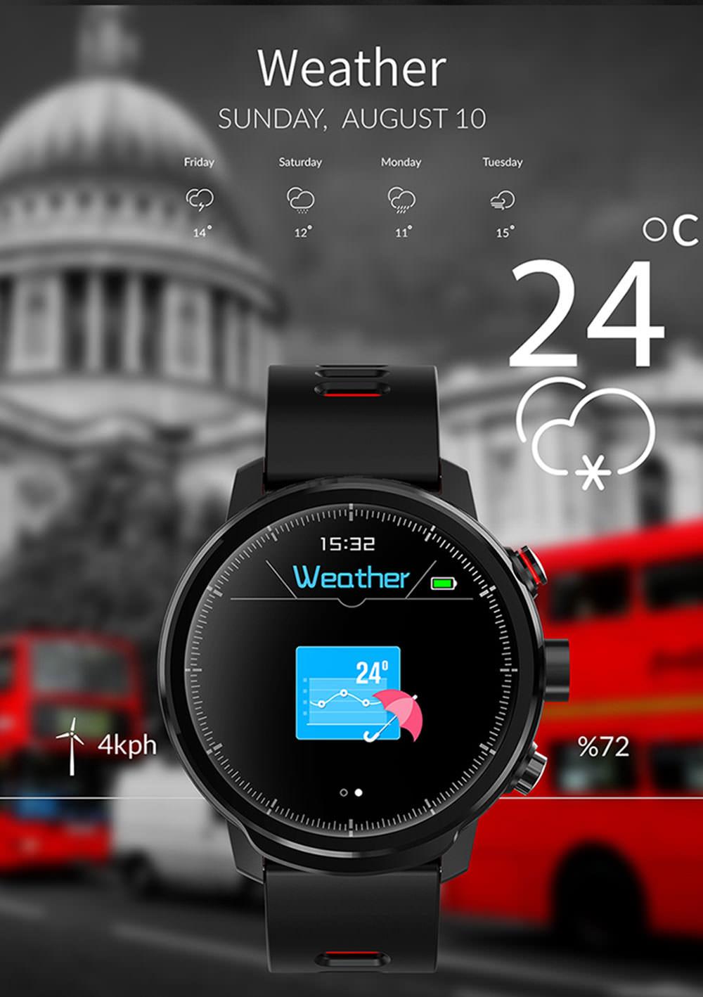 microwear l5 smart watch online