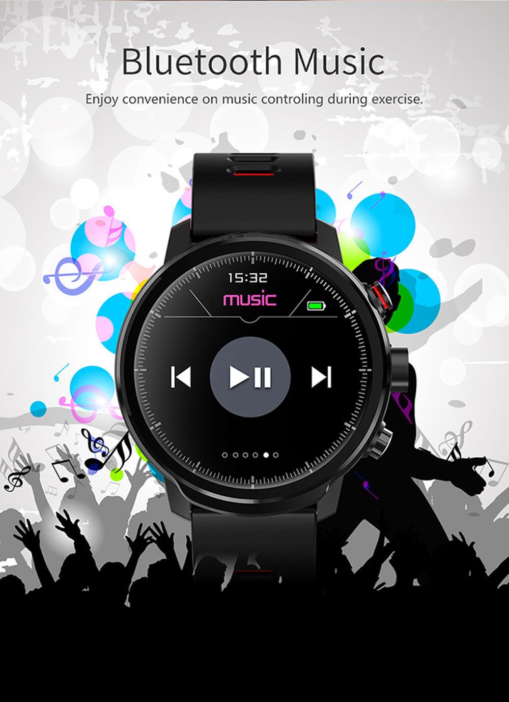 microwear l5 waterproof smartwatch