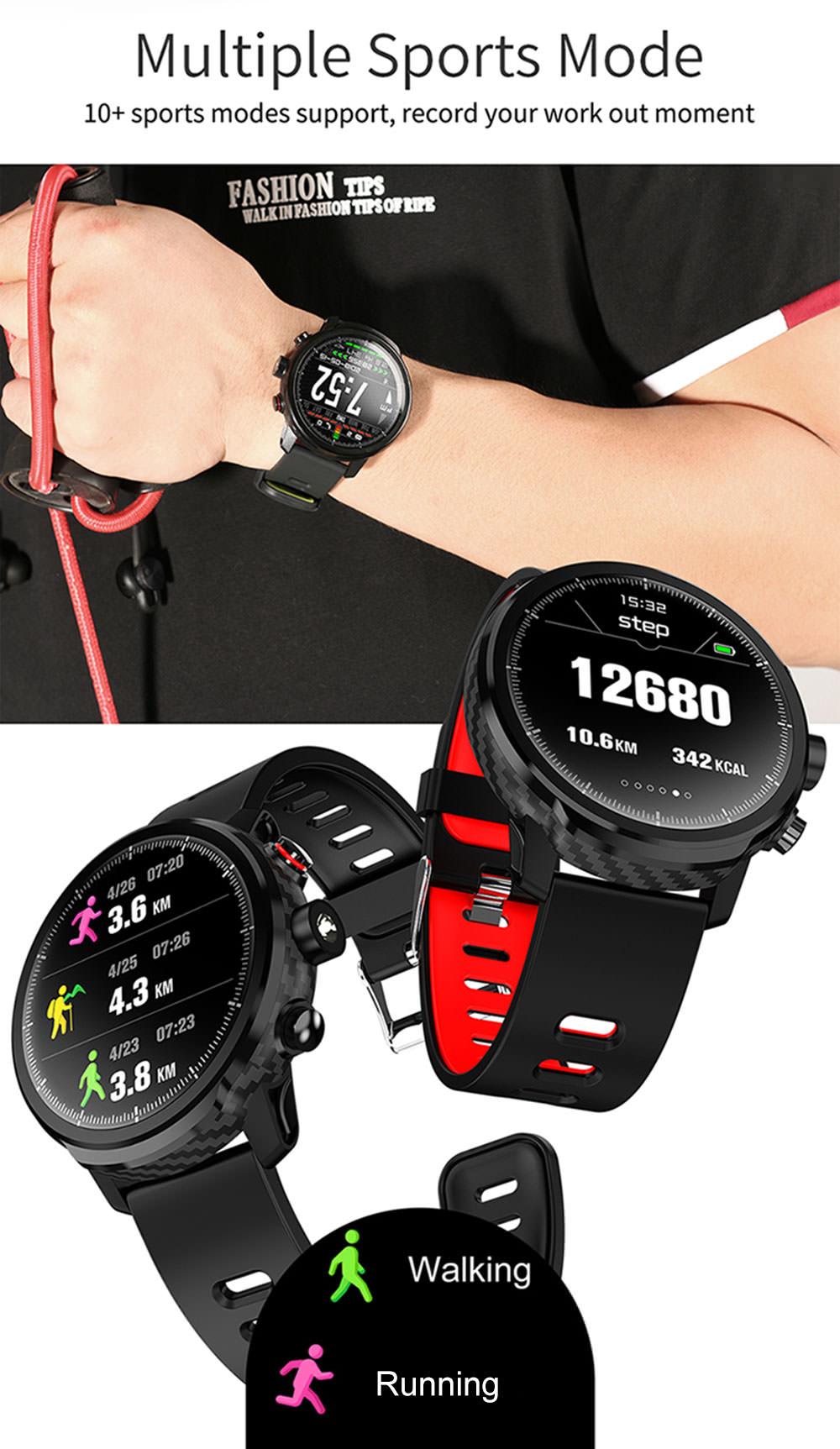 microwear l5 anti-lost watch