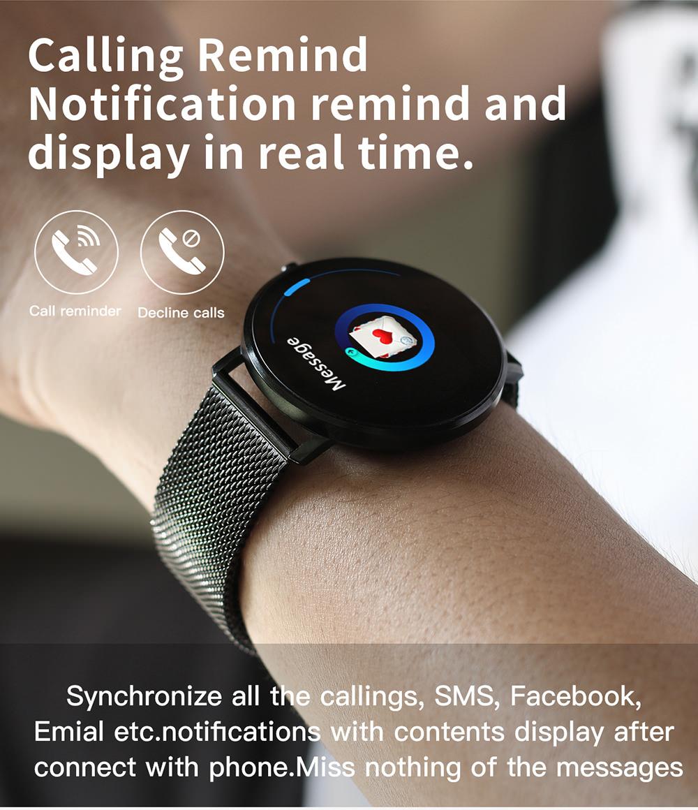 microwear l6 sport smartwatch