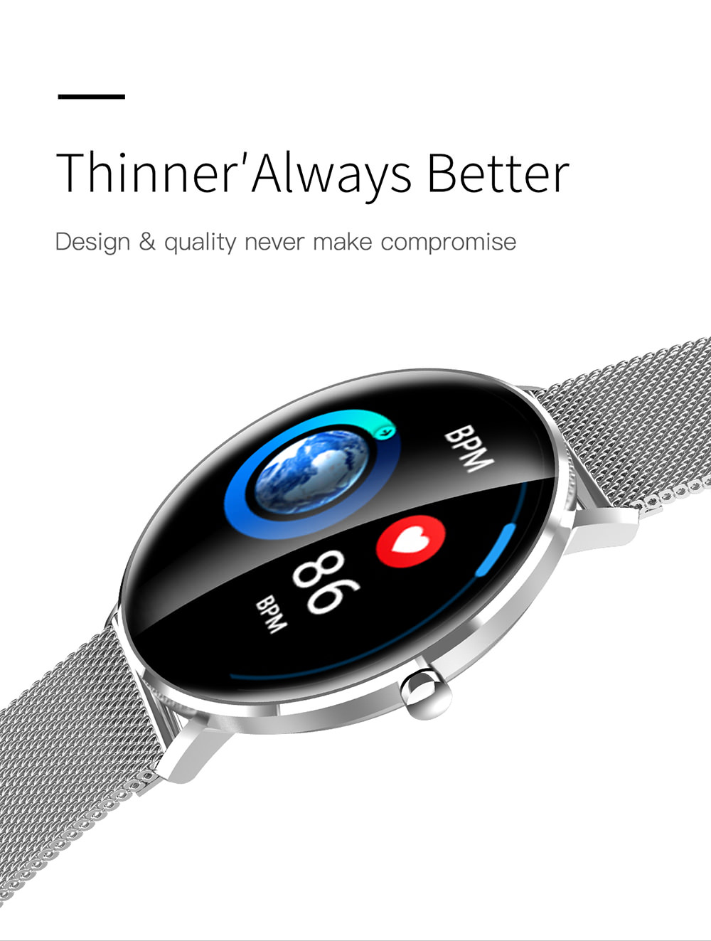 buy microwear l6 bluetooth smartwatch
