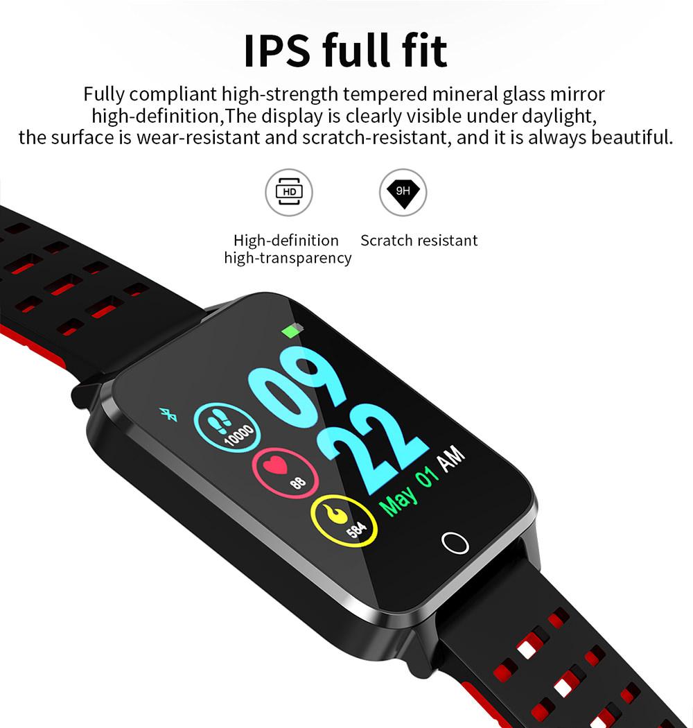 microwear x9 sport smartwatch