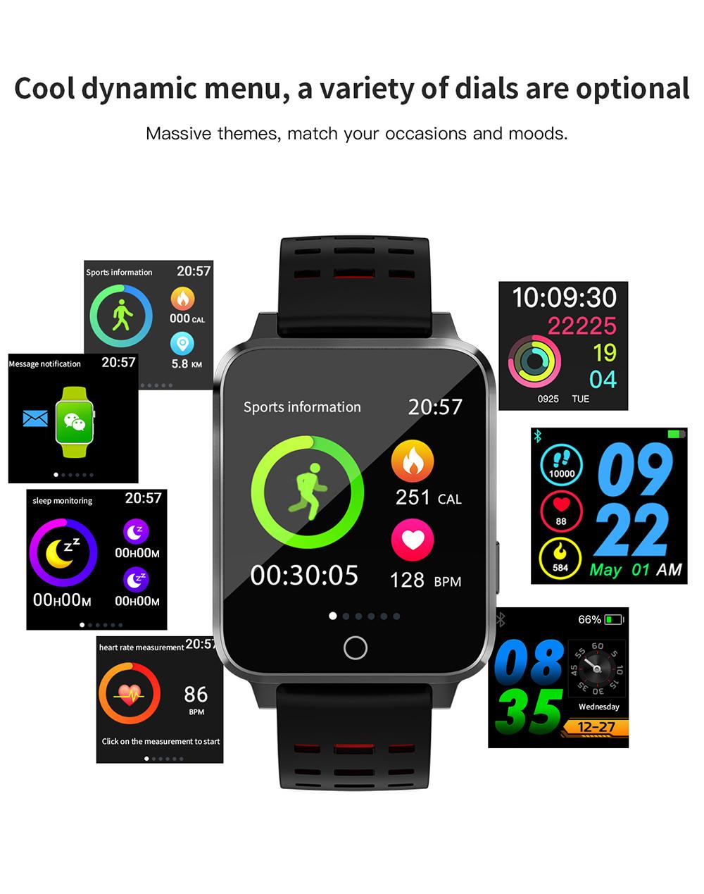 microwear x9 sport smartwatch online