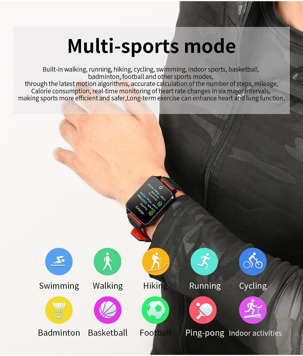microwear x9 smart wristband