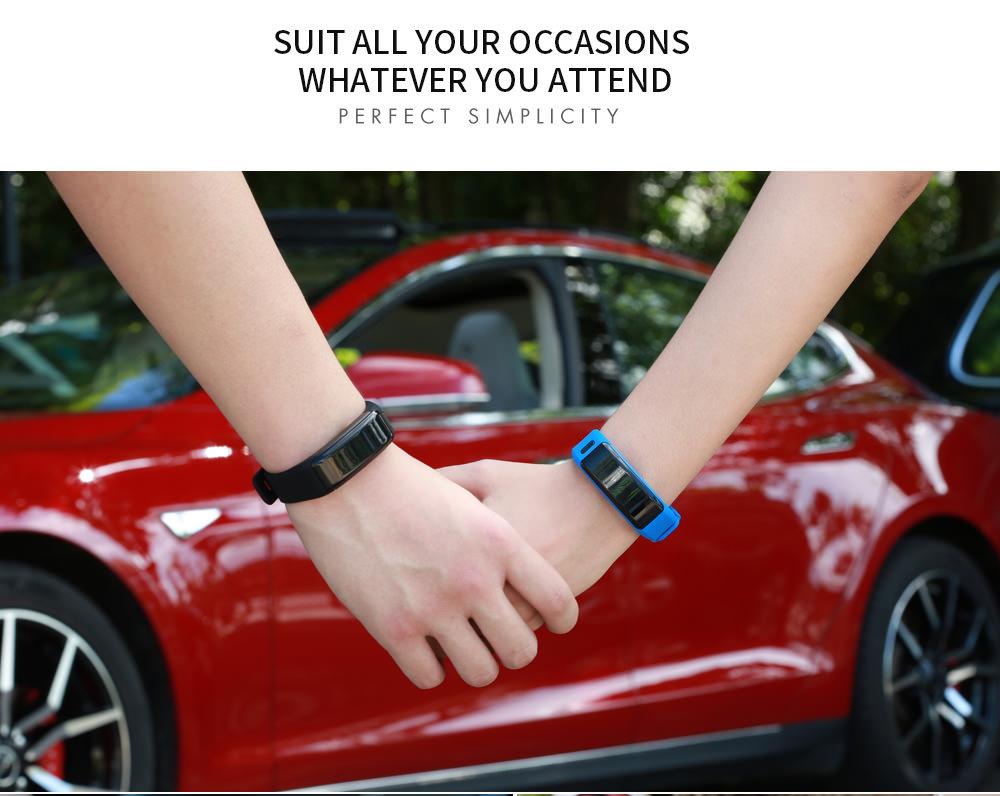 microwear xr01 sports smart bracelet