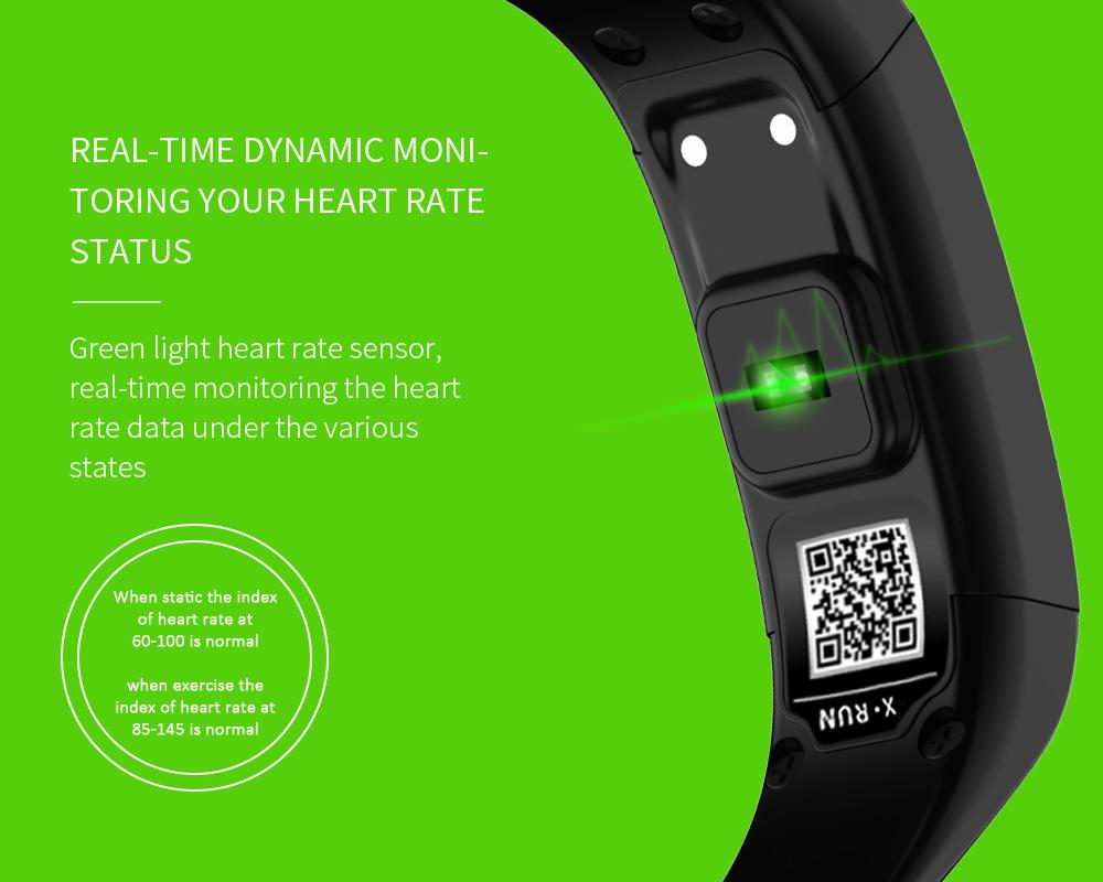 microwear xr01 smartband