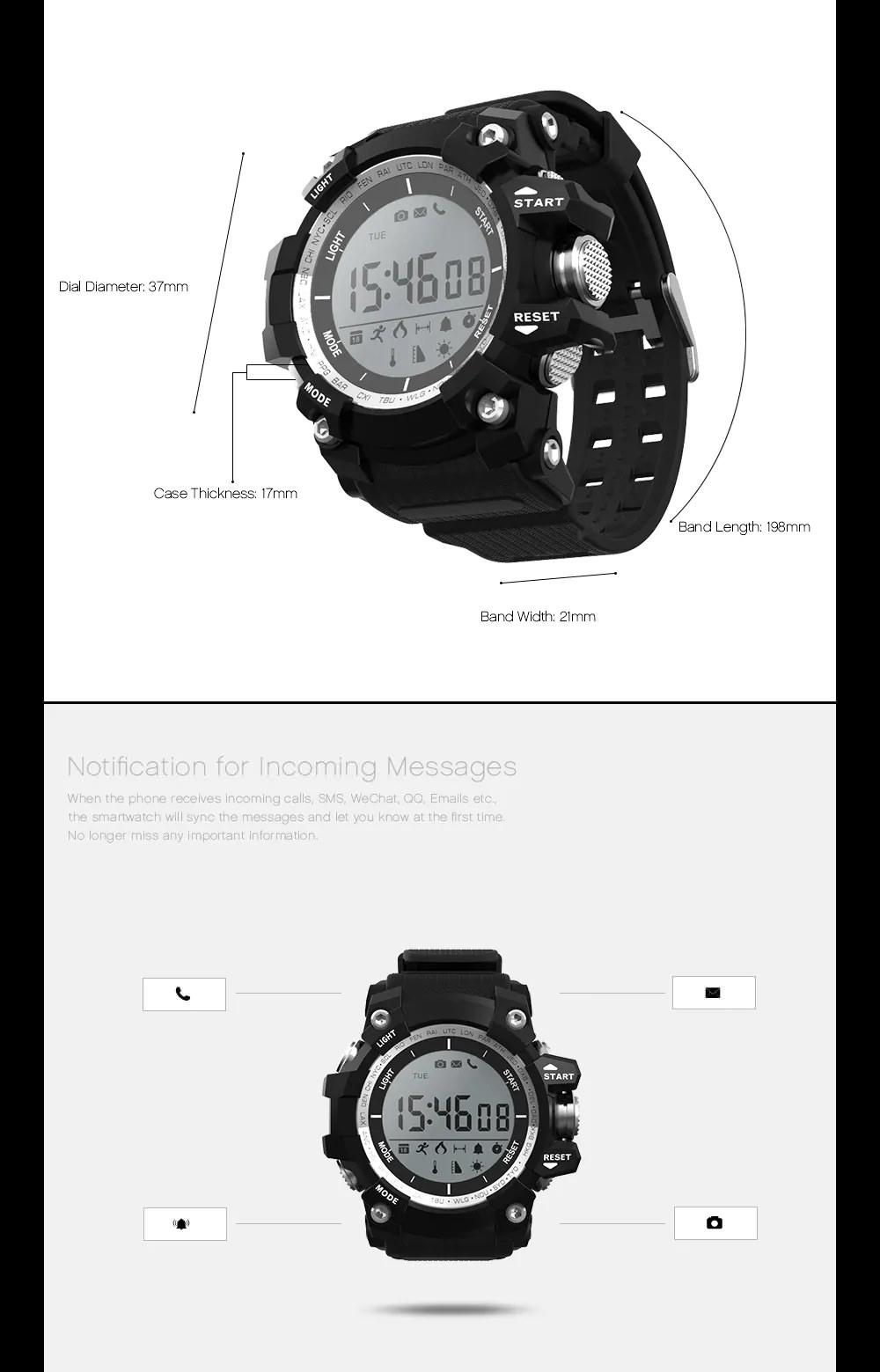 buy microwear xr05 smart watch