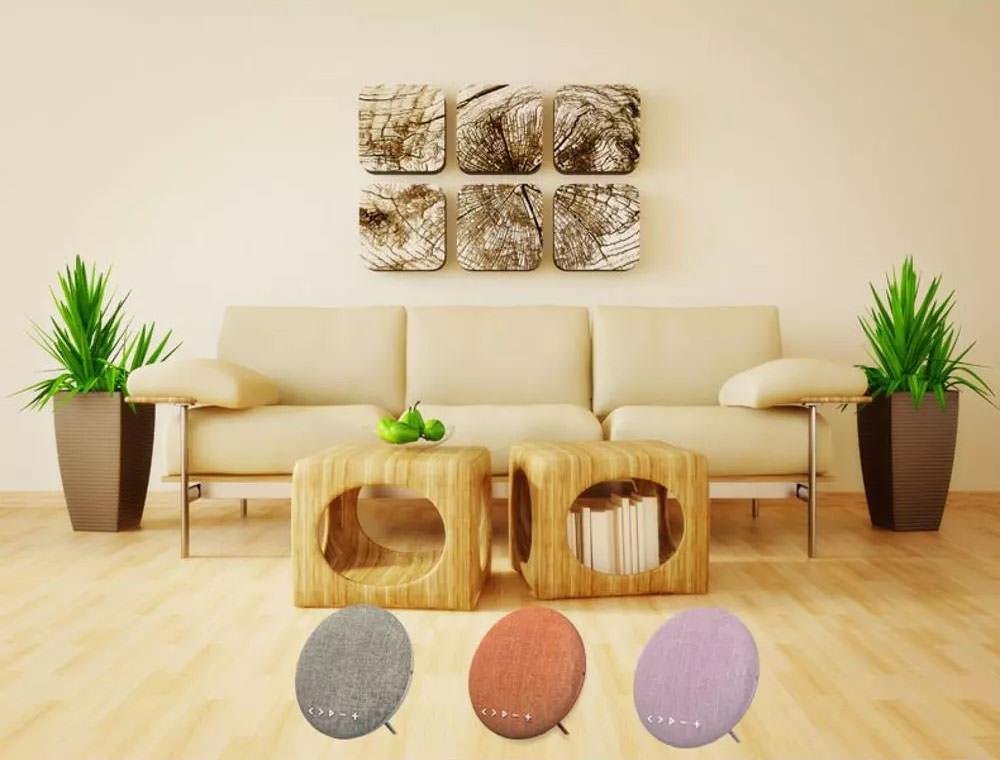 cheap nsp-065 fabric speaker