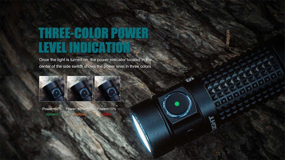 olight s1r ii edc flashlight