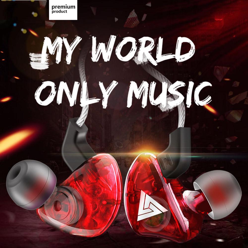 buy qkz ck5 hifi earphones