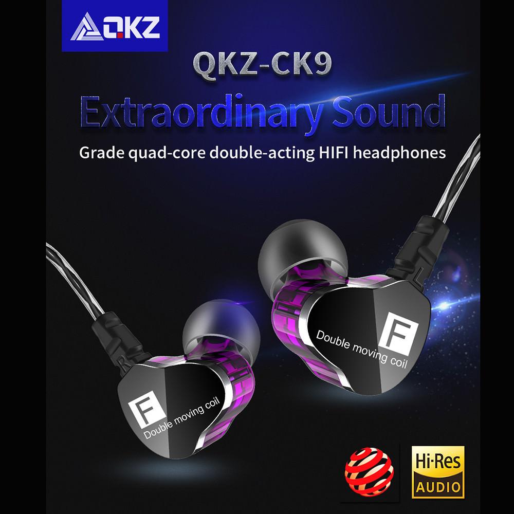 qkz ck9 earbuds