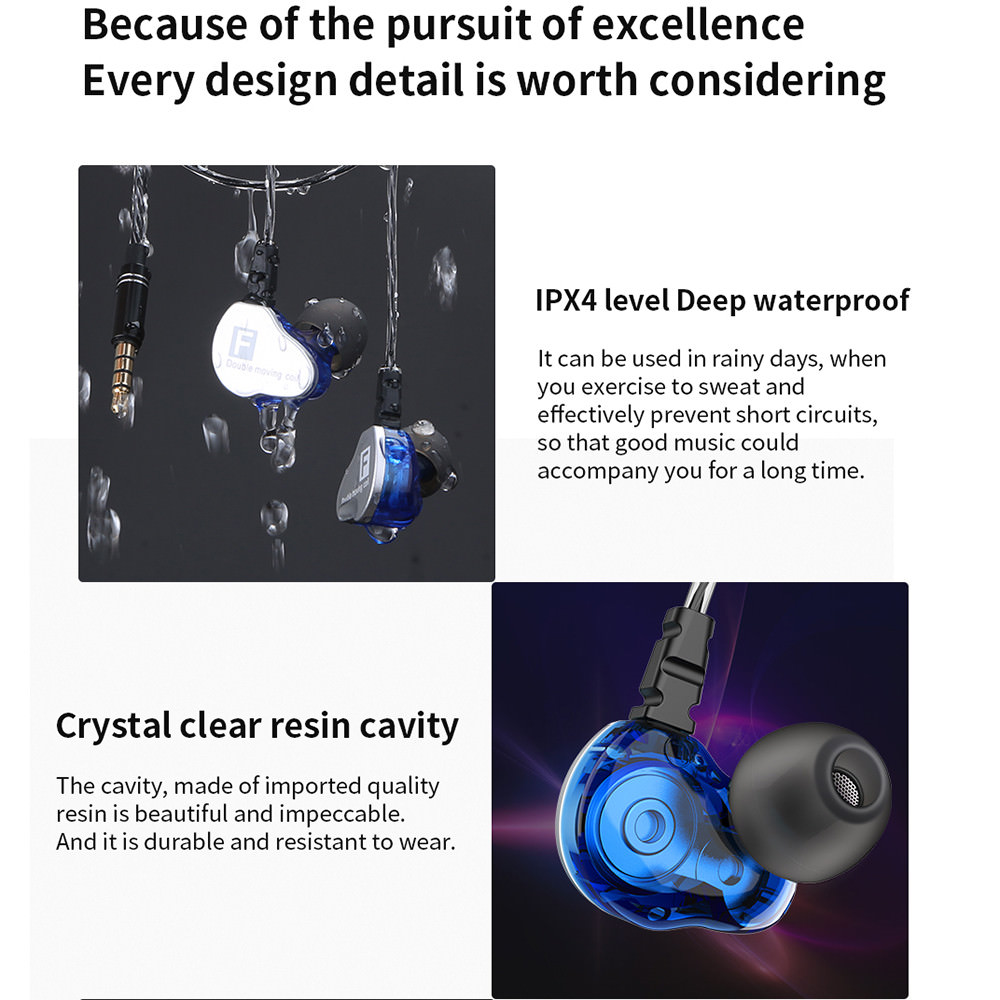 qkz ck9 hifi earbuds online