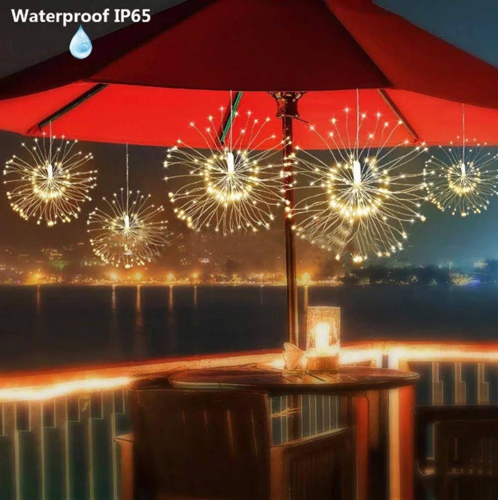 buy firework led string lights