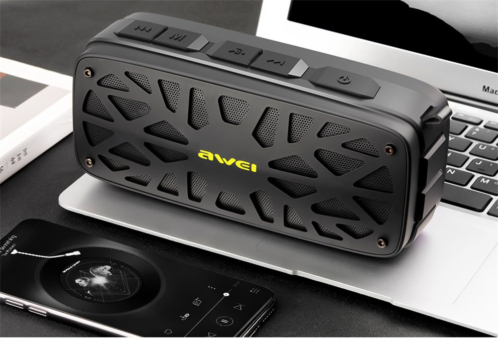 awei y330 wireless bluetooth speaker