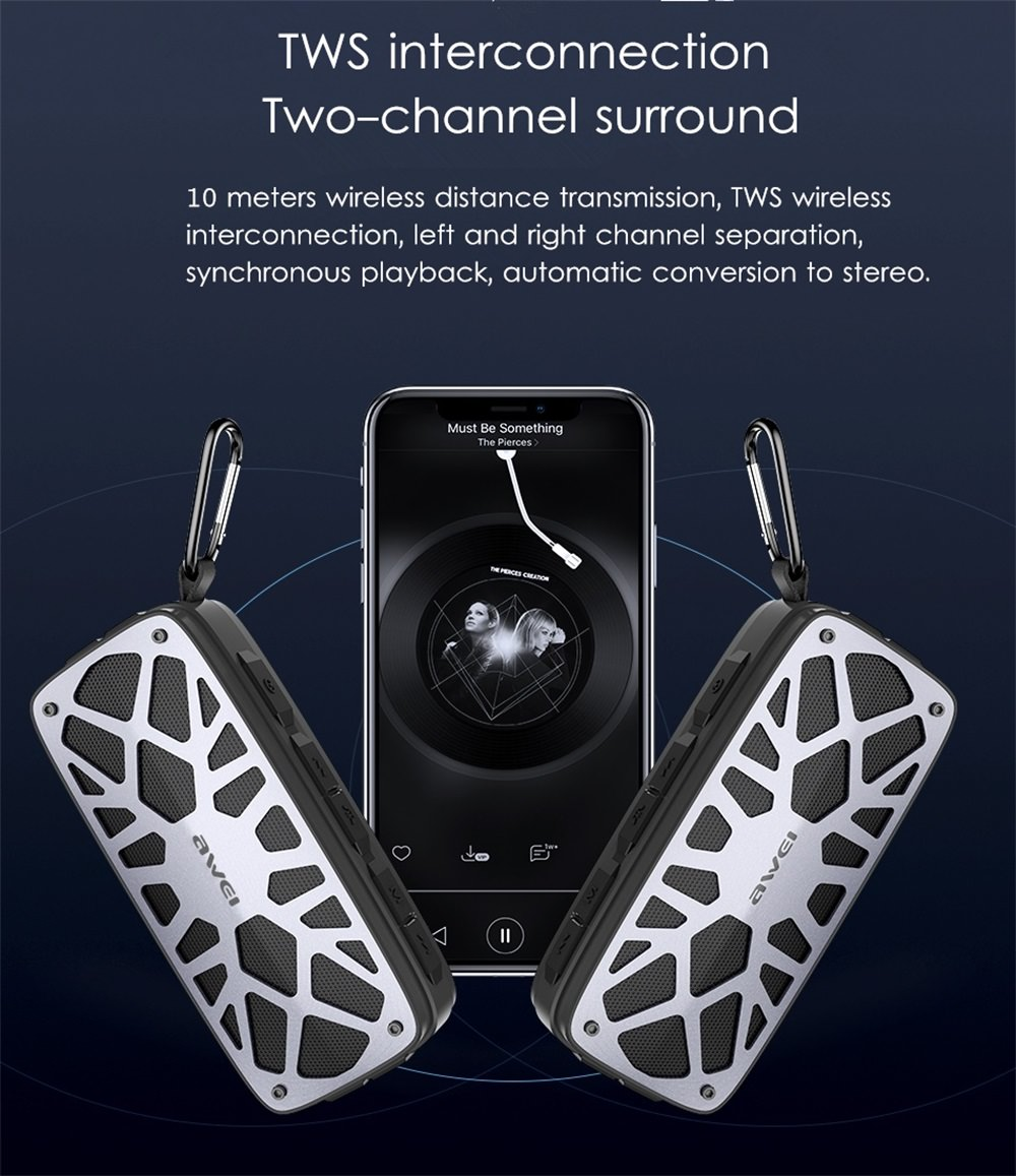 buy awei y330 bluetooth speaker