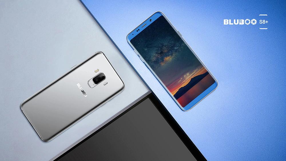 2018 bluboo 4g smartphone