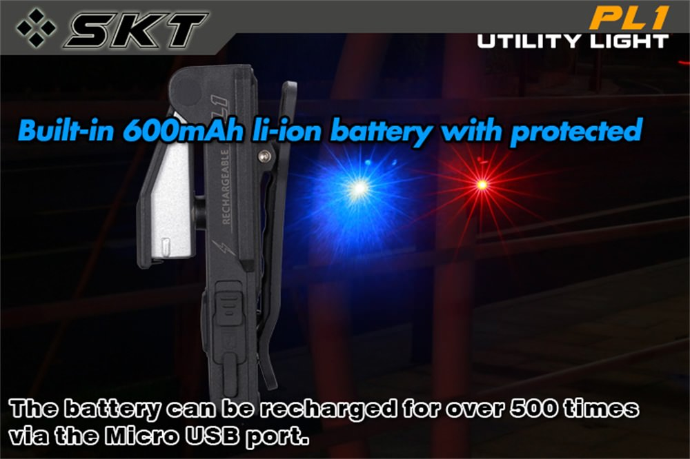 skilhunt pl1 patrol flashlight price