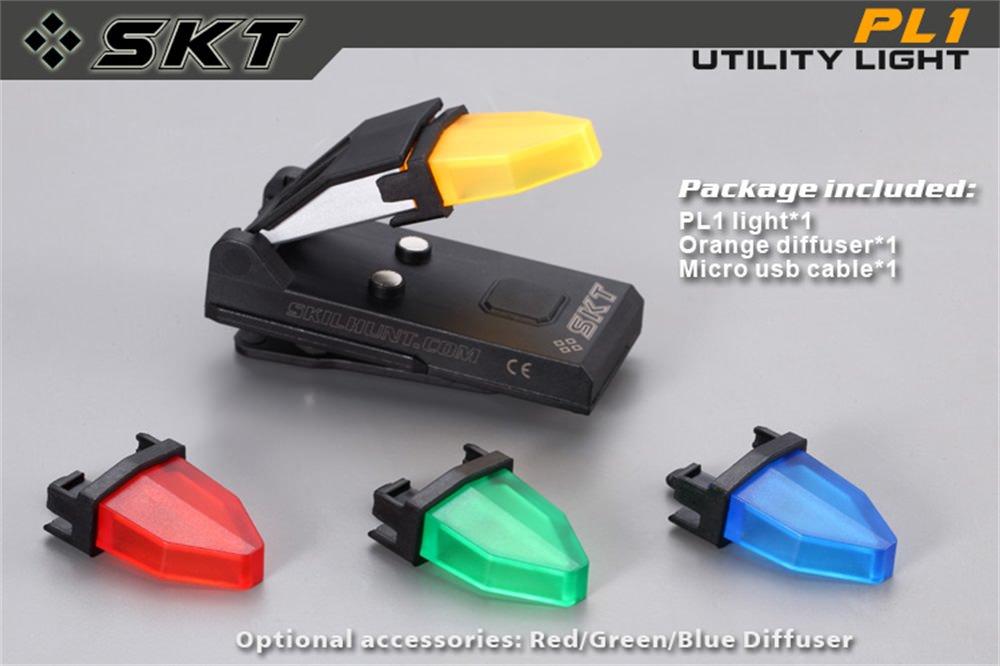 skilhunt pl1 flashlight online