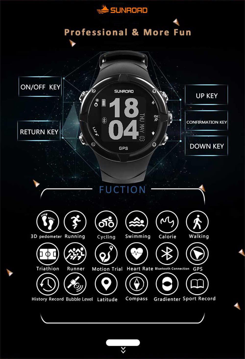 buy sunroad fr930n smartwatch