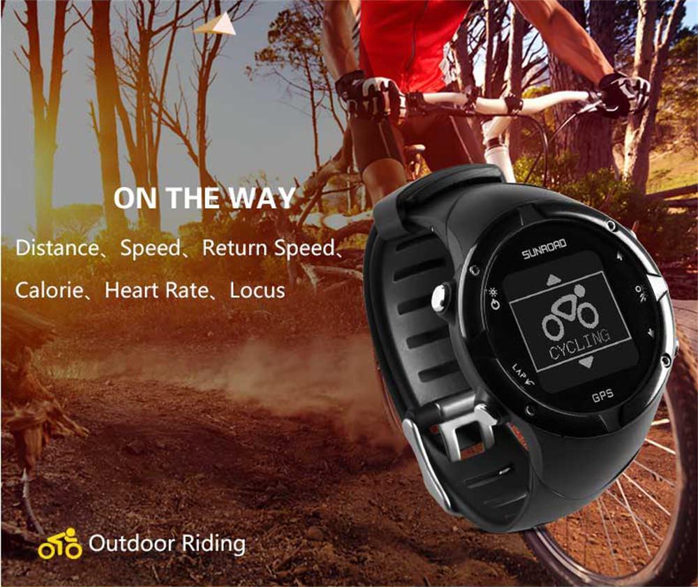 sunroad fr930n gps smartwatch