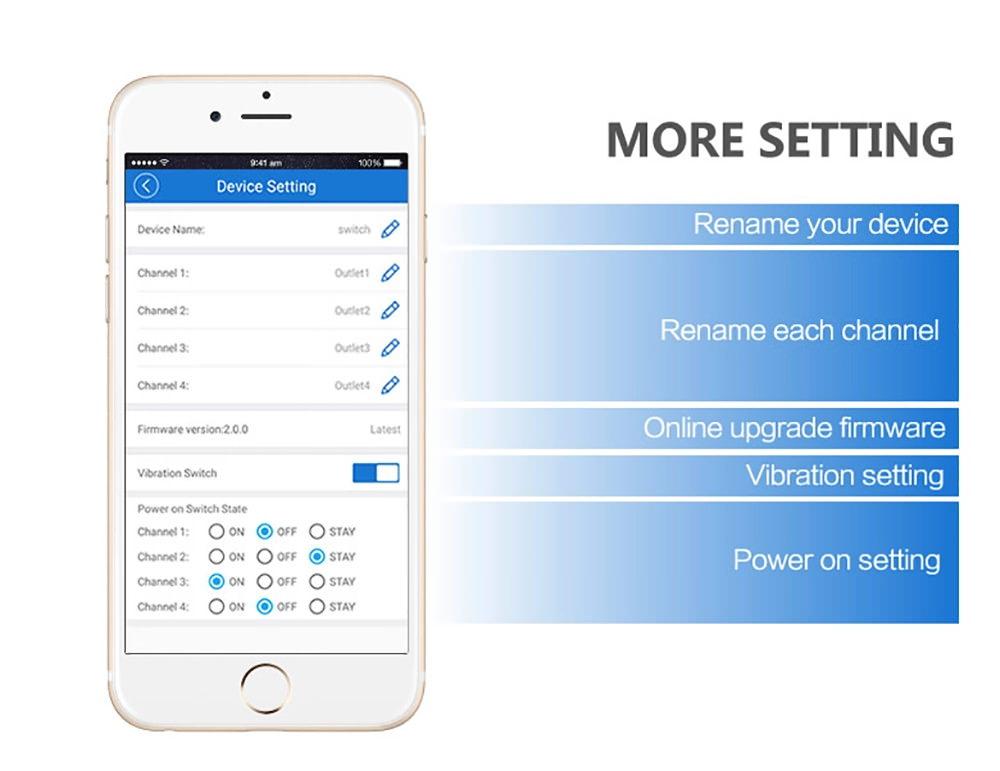 sonoff 4ch pro r2 smart wifi switch sale