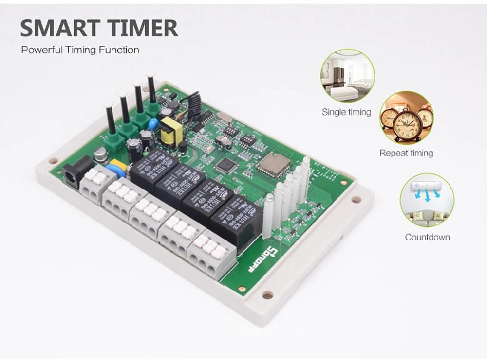 buy sonoff 4ch pro r2 smart wifi switch