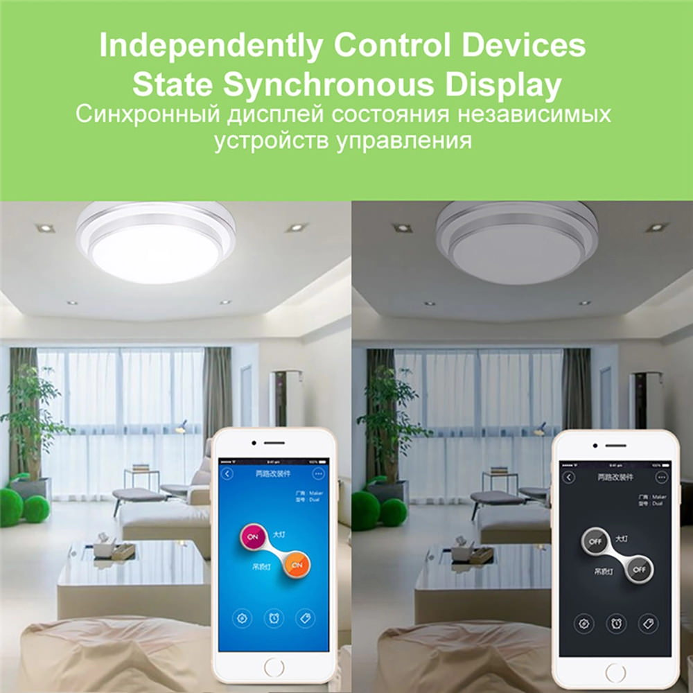 sonoff dual smart switch on sale