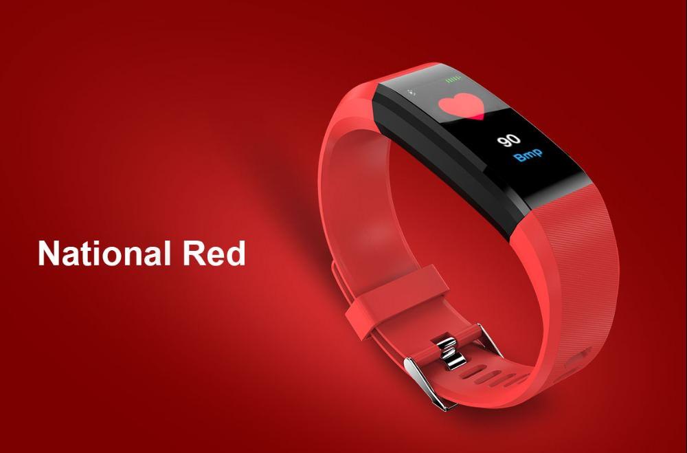 tianje 115 plus smart bracelet