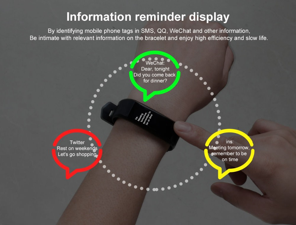 tianje 115 plus smartband sale