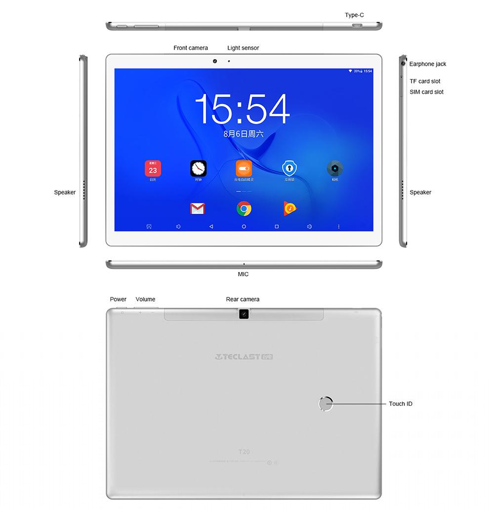 buy teclast t20 tablet online