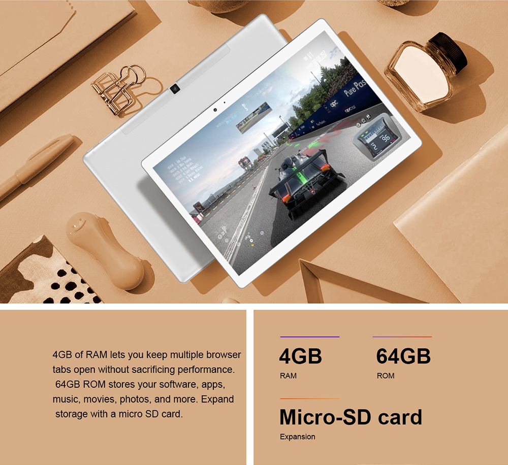 teclast t20 4g tablet