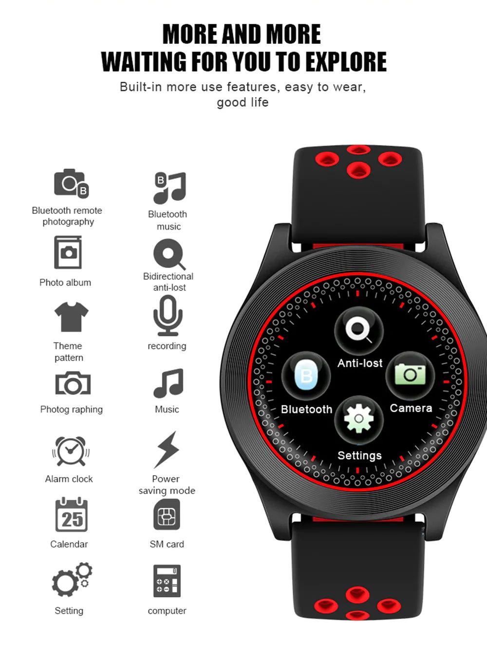 buy tenfifteen tf8 smartwatch