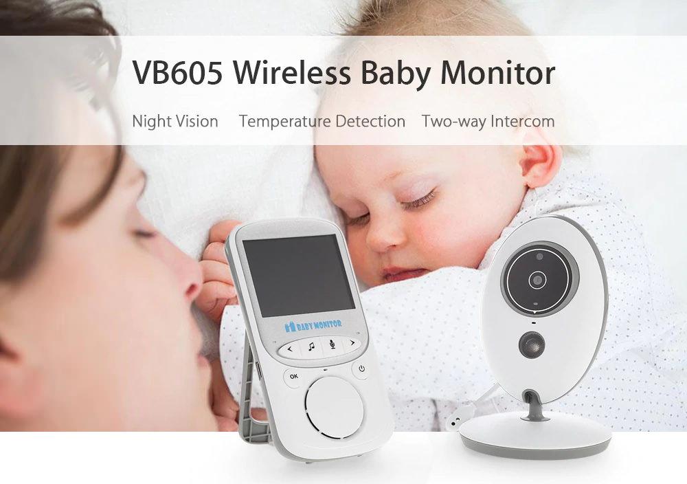 vb605 baby monitor