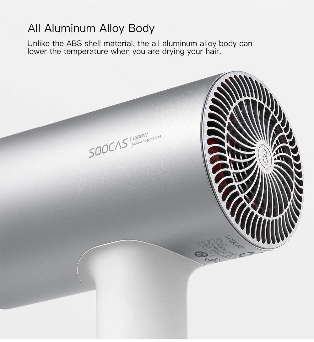 xiaomi mijia soocas h3 hair dryer price