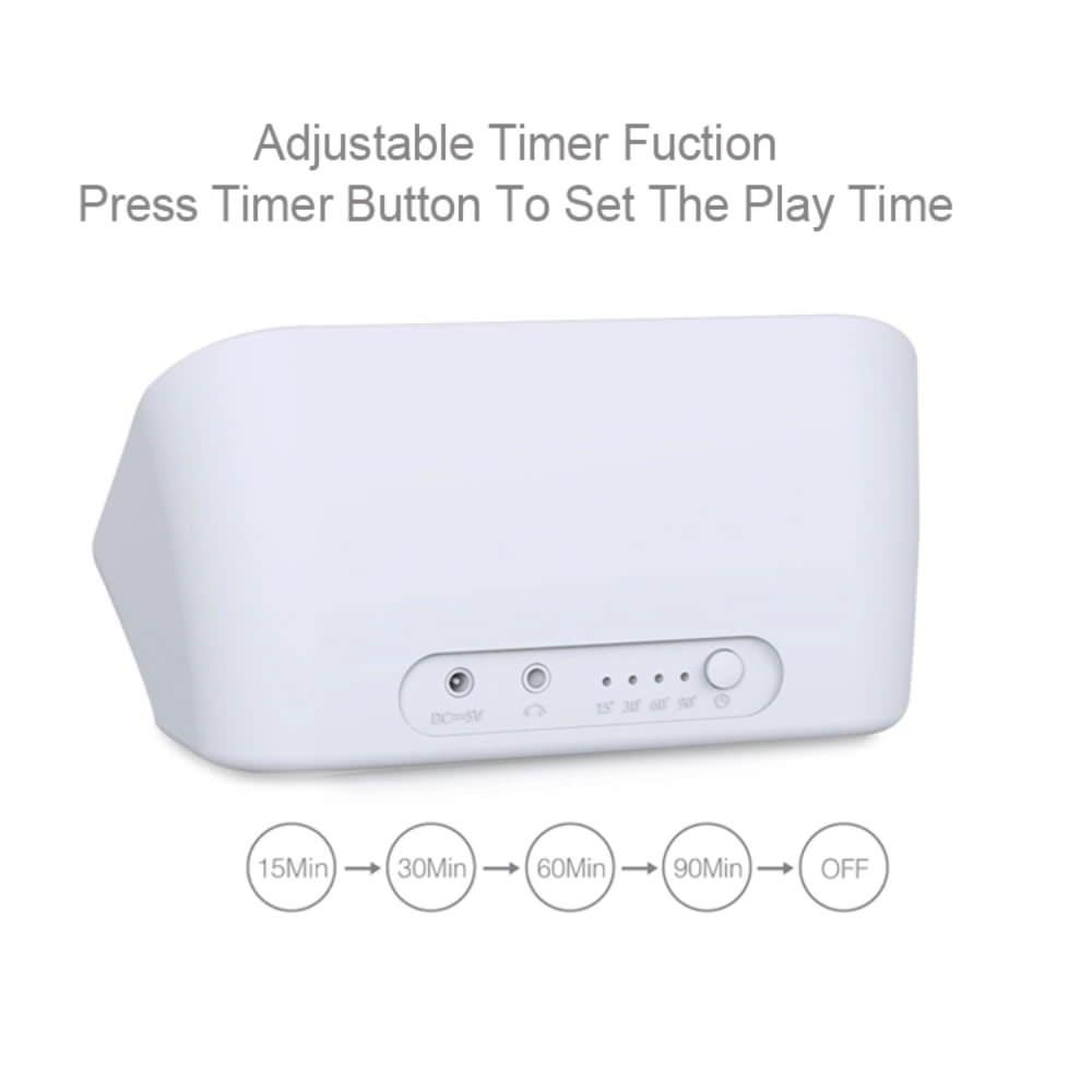 hfd-w01 baby sleep aid sound machine