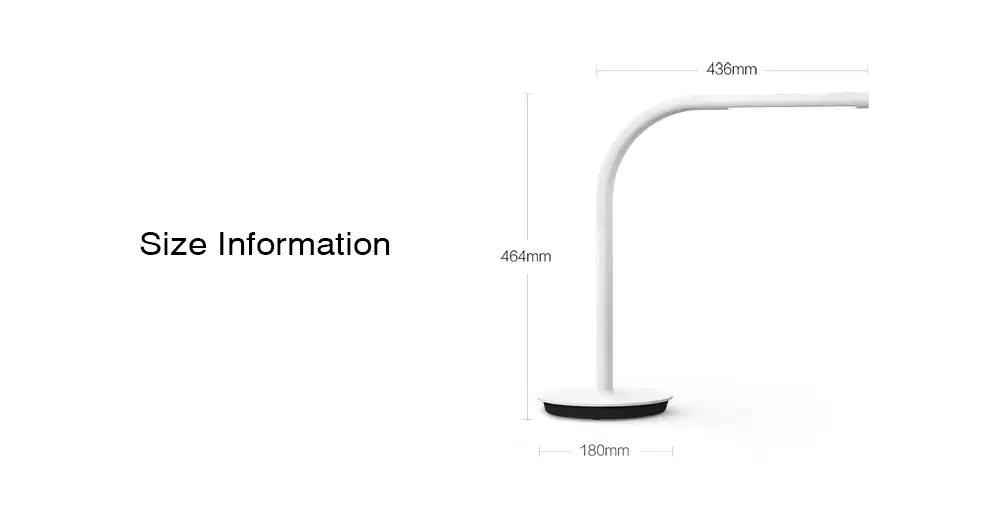 mijia philips eyecare smart lamp 2.0