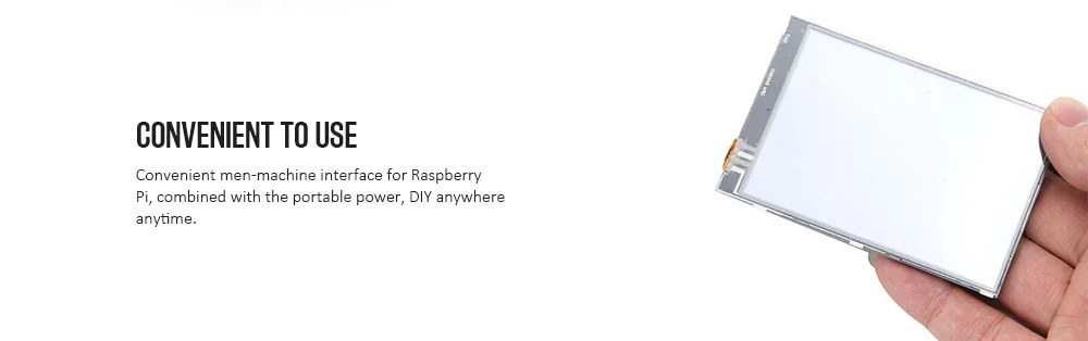 raspberry pi 3b+ display touch pen