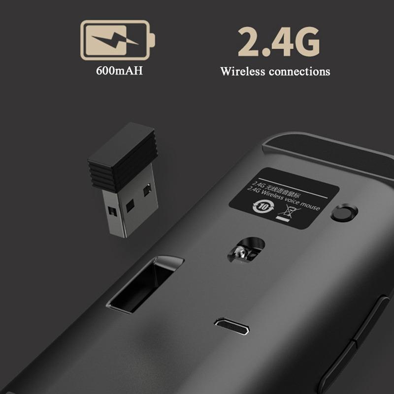 best ai smart voice wireless mouse