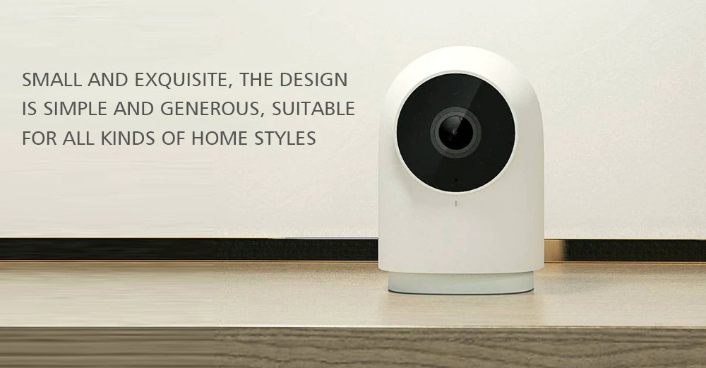 best xiaomi aqara g2 smart ip camera