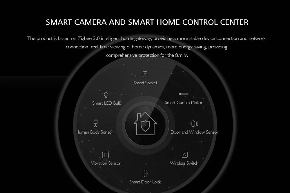 xiaomi aqara g2 smart ip camera