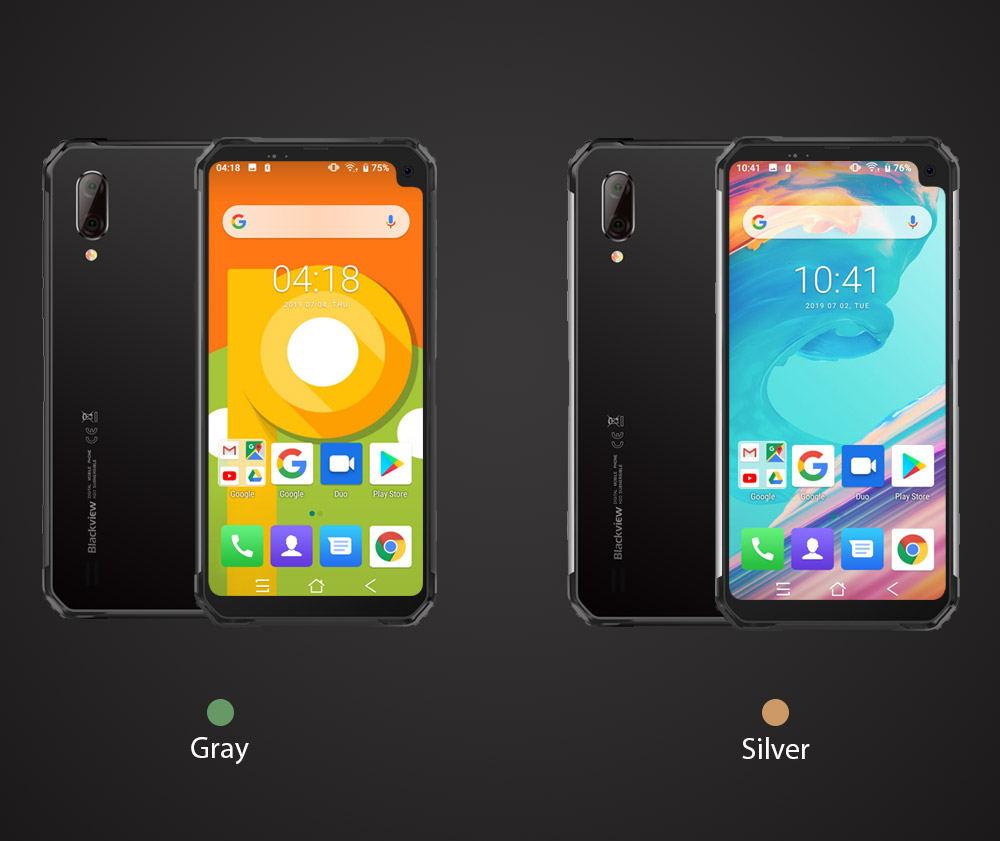 blackview bv6100 rugged phone