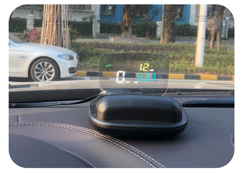 best c800 car hud head up display